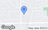 Map of Ballwin, MO