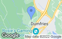 Map of Dumfries, VA