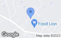 Map of Stanley, VA