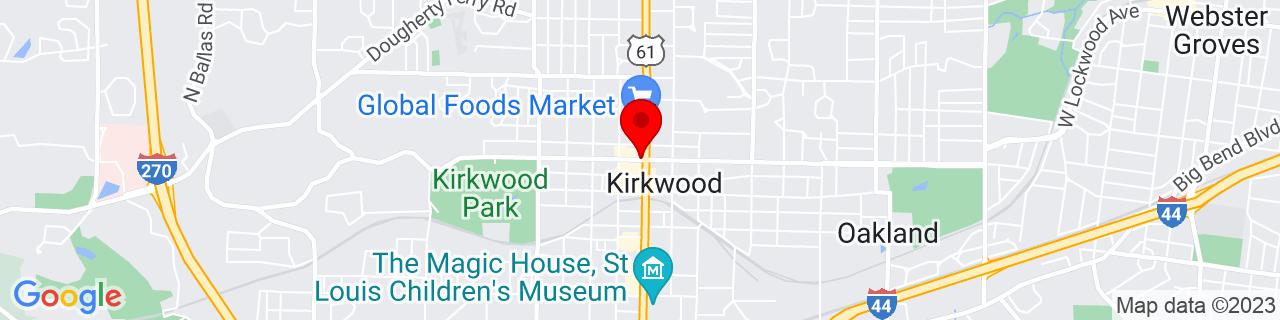Google Map of 38.5833862, -90.406785