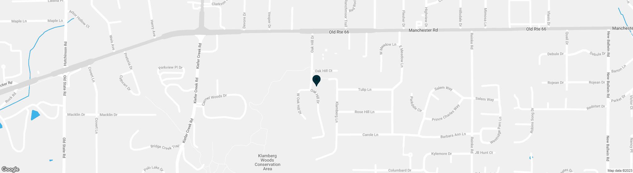 41 Oak Hill Drive Ellisville MO 63021