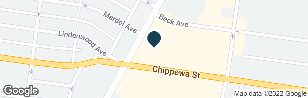 Google Map of3822 S KINGSHIGHWAY BLVD