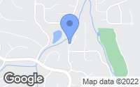 Map of Ellisville, MO