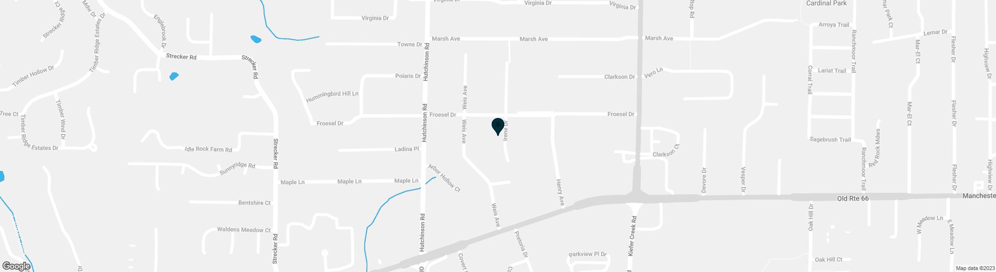 86 Irene Drive Ellisville MO 63011