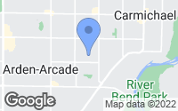 Map of Carmichael, CA