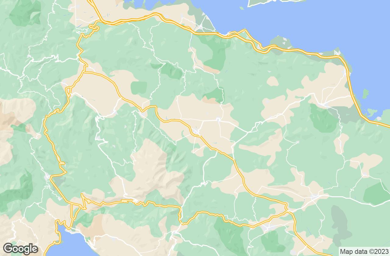 Google Map of أمفيكليا ألاتيا