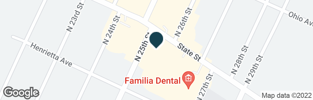 Google Map of2510 STATE ST