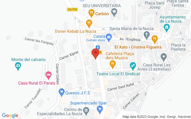 Administración nº1 de La Nucia