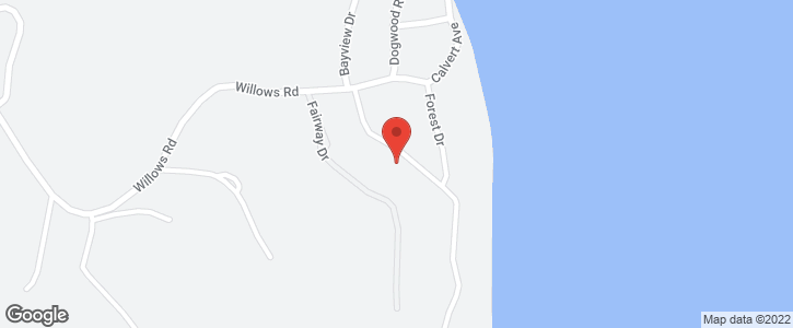 3806 BAYVIEW DR Chesapeake Beach MD 20732