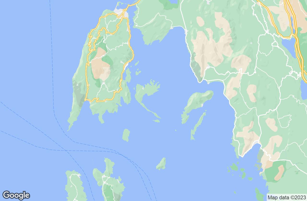 Google Map of ميجانيسي