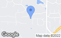 Map of Chesterfield, MO