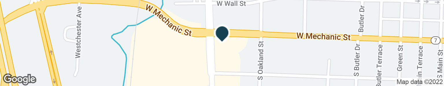 Google Map of505 S COMMERCIAL ST