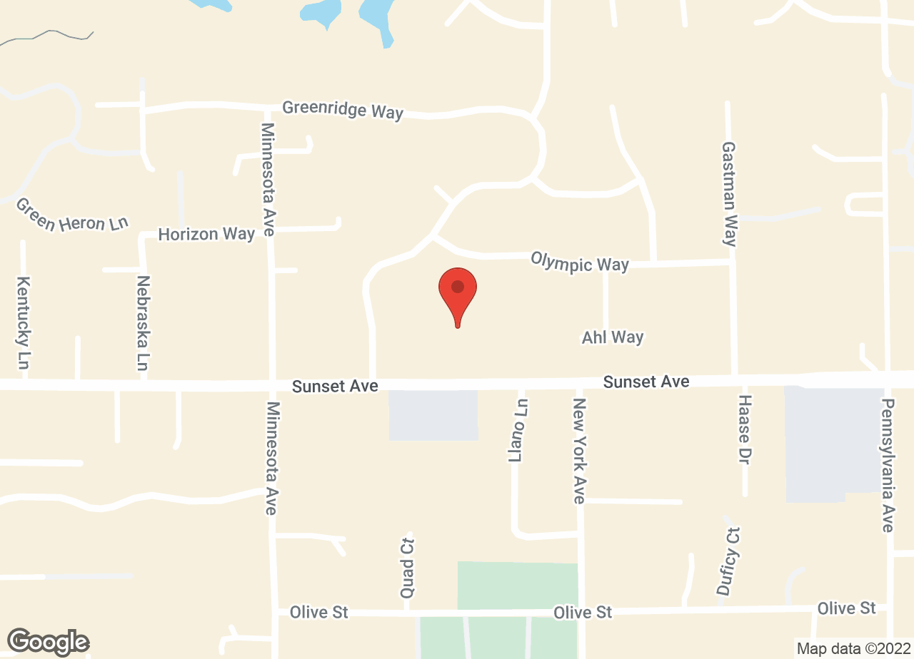 Google Map of VCA Sunset Animal Medical Center