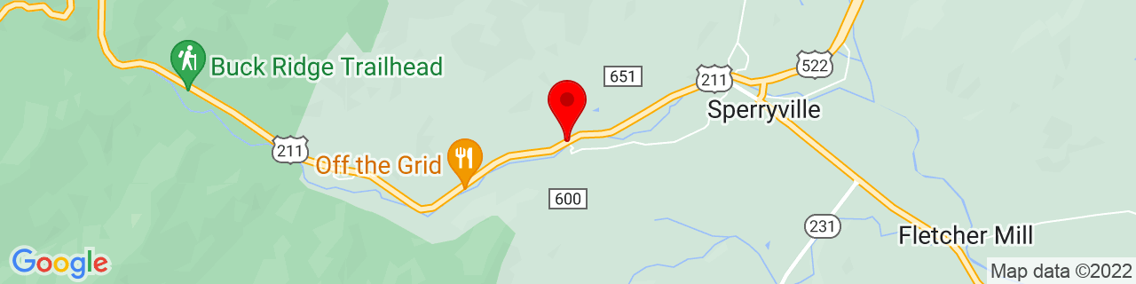 Google Map of 38.654304, -78.24518719999999