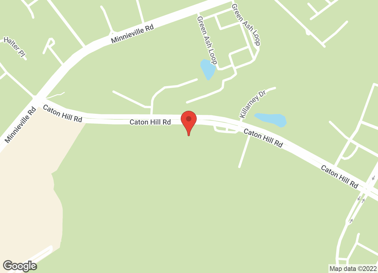 Google Map of VCA Woodbridge Animal Hospital