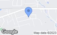 Map of Luray, VA