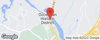 Map of 125 Mill St in Occoquan