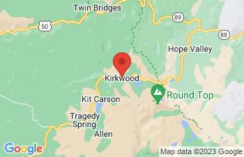 Map of Kirkwood