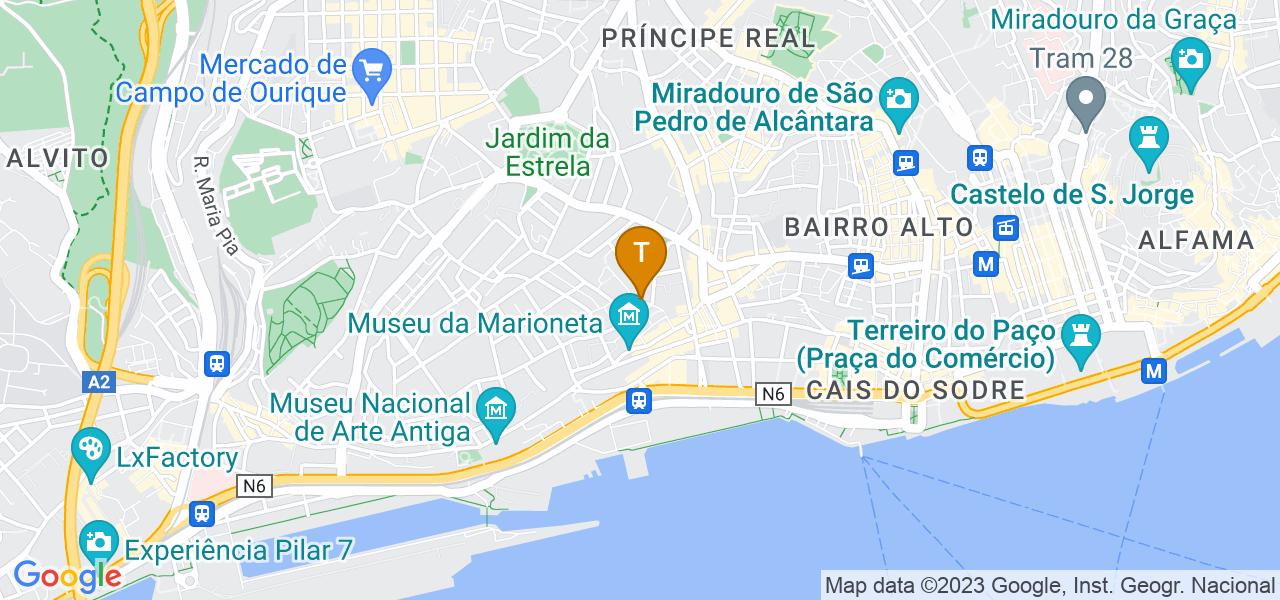 Av. Dom Carlos I 124F, 1200-267 Lisboa