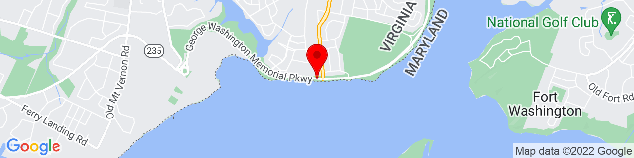 Google Map of 38.7102088928223, -77.0632629394531