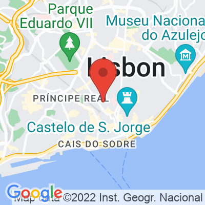 Map showing Fábrica Coffee Roasters