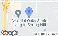 Map of Spring Hill, KS