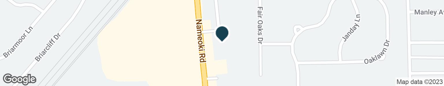 Google Map of3732 NAMEOKI RD