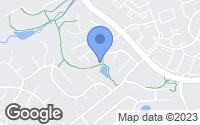 Map of Manassas, VA