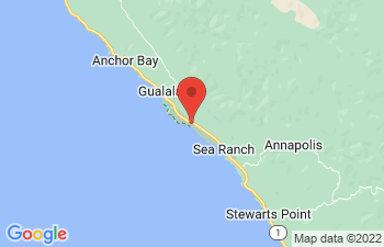 Map of Sea Ranch
