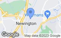 Map of Lorton, VA