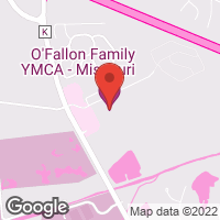 [O'Fallon Family YMCA - MO Map]