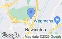 Map of Springfield, VA