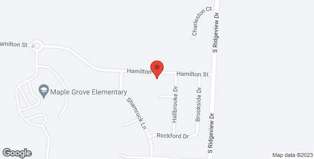 1412 Hamilton Street Warrensburg MO 64093