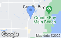 Map of Granite Bay, CA