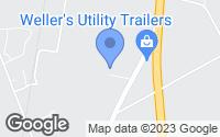 Map of Bridgeville, DE