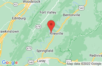 Map of Rileyville