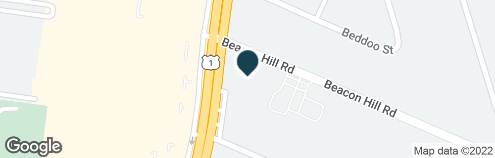 Google Map of6717 RICHMOND HWY