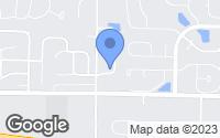 Map of Dardenne Prairie, MO