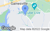Map of Gainesville, VA