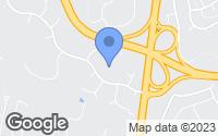 Map of Fairfax Station, VA