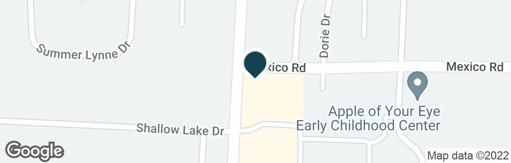 Google Map of9495 MEXICO RD
