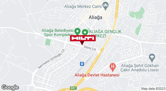 Hilti - Aliağa Mağaza