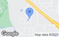 Map of Wentzville, MO