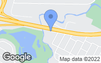 Map of St. Peters, MO