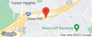 Map of 6196 Oxon Hill Rd in Oxon Hill