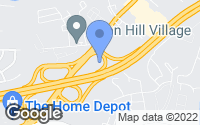 Map of Oxon Hill, MD