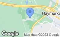 Map of Haymarket, VA