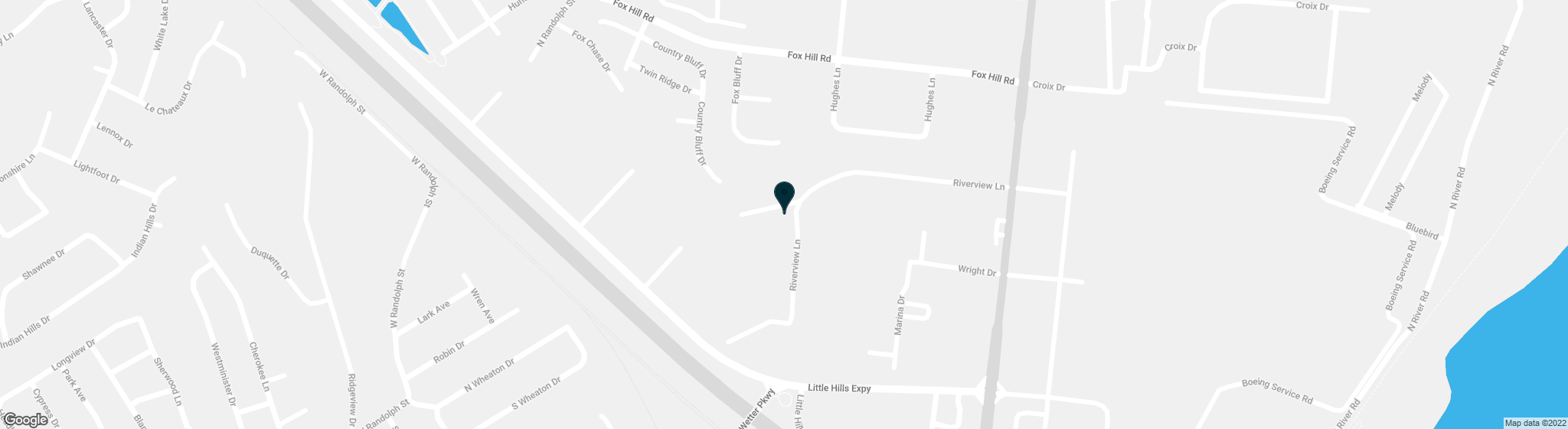 600 Riverview Lane St Charles MO 63301