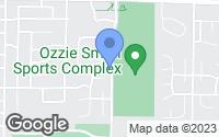 Map of O'Fallon, MO