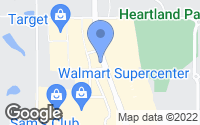 Map of Wentzville, MO